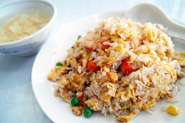 まるで中華料理店!パラパラチャーハン